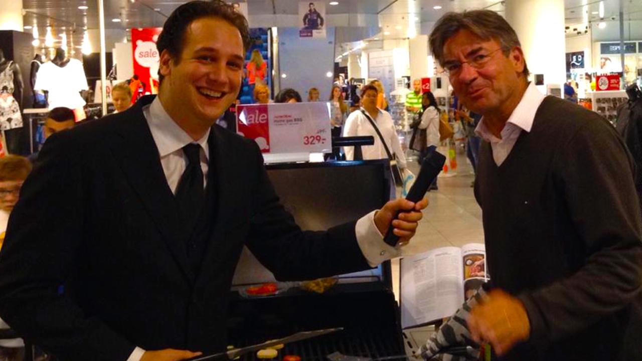 De Spreekstalmeester interviewt Maxime Verhagen