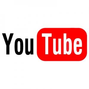Het bekende YouTube logo die de Spreekstalmeester even leent van Google. Bedankt!